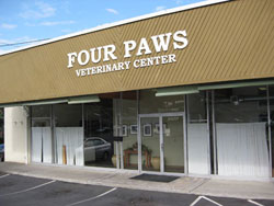 Four Paws Veterinary Center